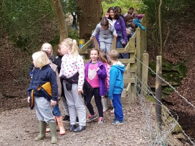 New Welly Walk for All Saints' & St Richard's Primary School