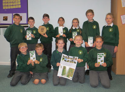 West Hoathly C of E  Primary launches Welly Walk