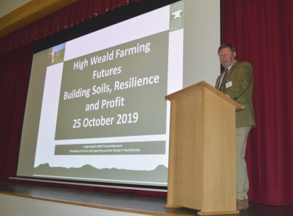 HW Farming Futures conference John Marland