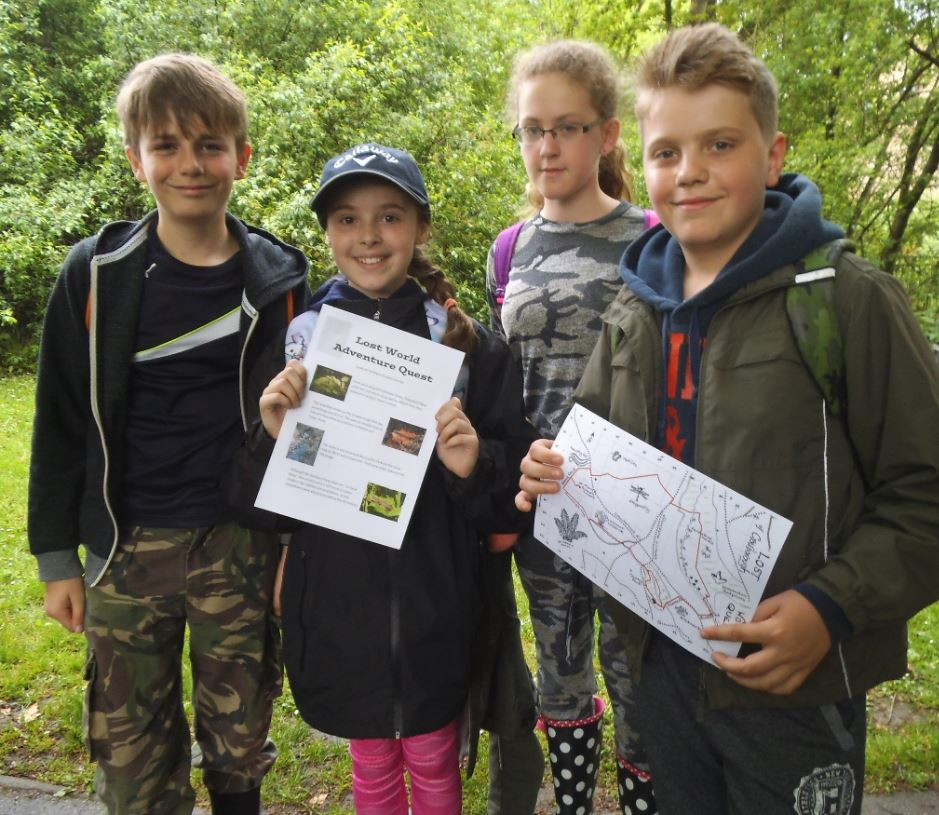 Crowborough Adventure Quest