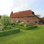 Oast B&B near Cranbrook