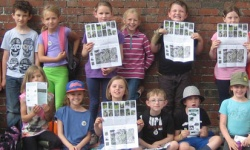 Mayfield Primary School launches Welly Walk