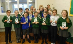 Punnetts Town primary school launches Welly Walk