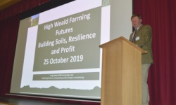 Sell-out success for High Weald 'Farming Futures' event