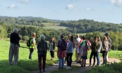Great turn out for High Weald Walking Festival