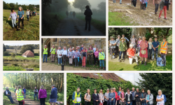 Fun for all at the High Weald Walking Festival